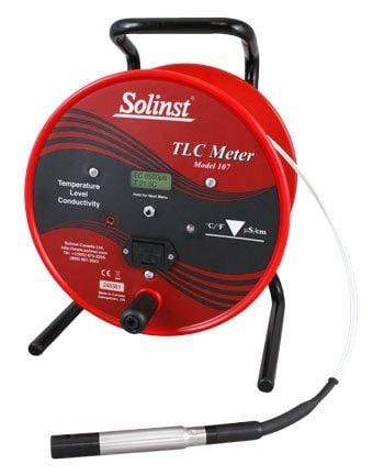 Solnist Meter Solinst Model 107 Temperature Level & Conductivity Meter Series (100 to 1000 feet)