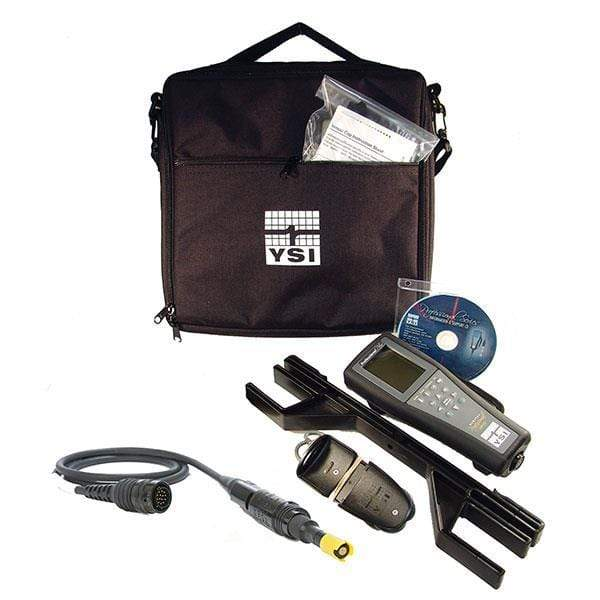 YSI Handheld Meter YSI Pro2030 KIts Polarographic DO or Galvanic DO with Conductivity (4 meter & 10 meter cable)
