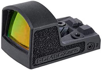 Sig Sauer SOR01300 Romeo Zero Reflex Sight, 3 MOA Red Dot, Black