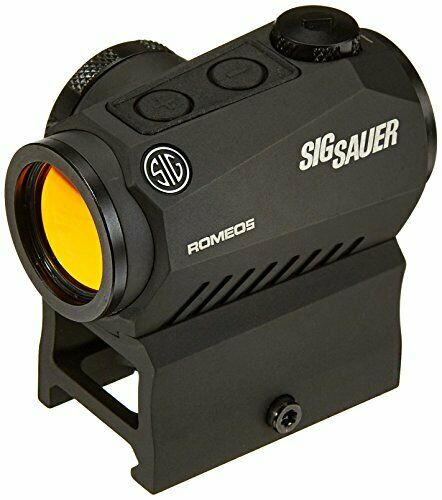 Sig Sauer SOR52001, Romeo 5 1x20mm 2 MOA Red Dot Sight w/ Mounts