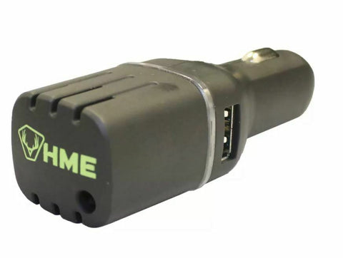 HME APUR, Vehicle Ozone Scent Eliminator With Dual USB