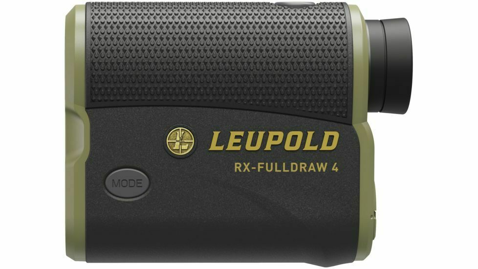Leupold 178763, RX-Fulldraw 4 with DNA Laser Rangefinder