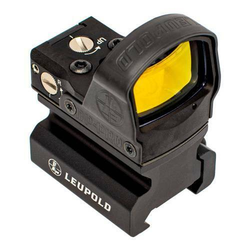 Leupold 177156, DeltaPoint Pro 2.5 MOA Red Dot Reflex Sight With Mount