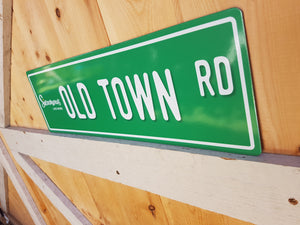 Old Town Road Sign (New!)