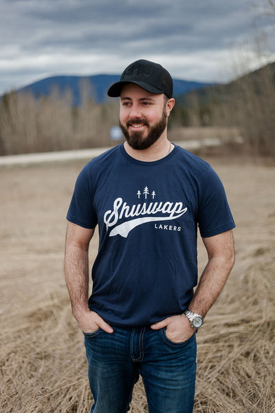 Shuswap Lakers Unisex T-Shirt (New Colour!)