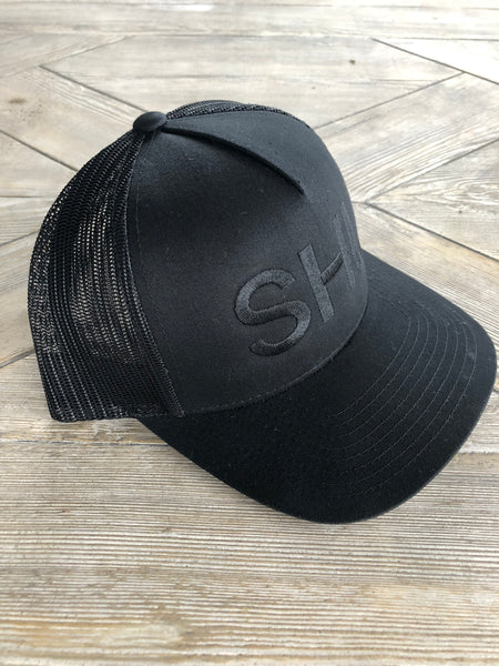 SHU Lake & Life Mesh Hat