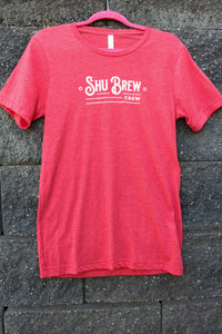 The Shu Brew Crew Unisex T-Shirt **Collaboration!**