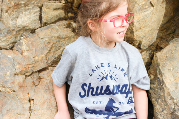 Shu Bear Kids T-Shirt