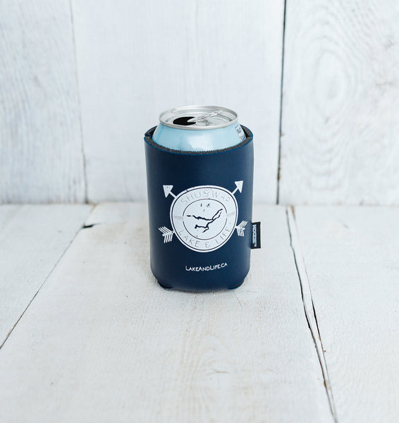 Shuswap Badge Koozie