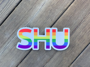 SHU PRIDE Bumper Sticker (New!)