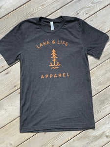 Lake & Life Signature Logo Unisex T-Shirt (NEW!)