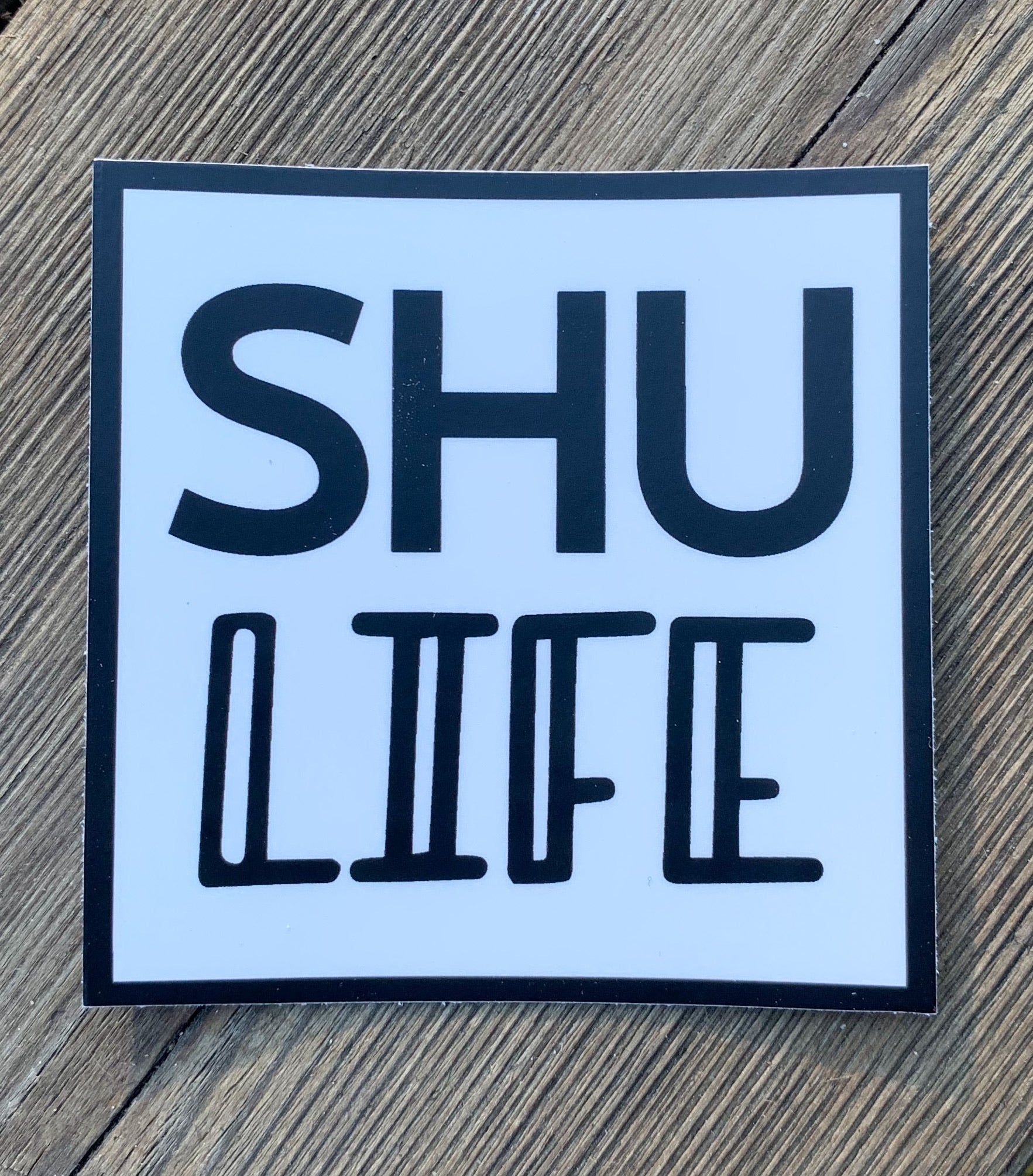 SHU LIFE Sticker (New!)