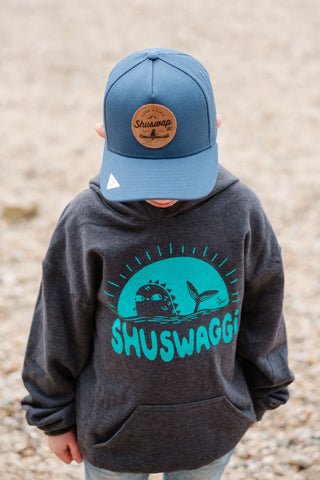 Shu Bear Premium KIDS SnapBack Hat (NEW Colour!)