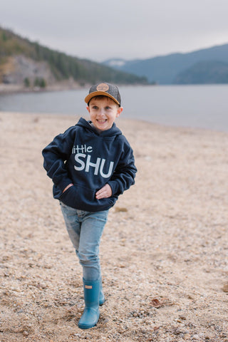 little SHU Youth Hoodie (New Colour!)