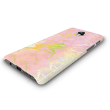 Lovely Pink Marble Cover Case For OnePlus 3/3T