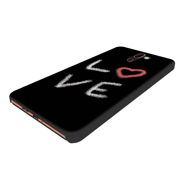 Love all Around Cover Case for Nokia 7 Plus