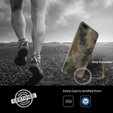 Army Abstract  Camouflage Cover Case For OnePlus 5