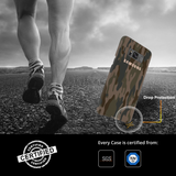 Army Camouflage Cover Case For Samsung Galaxy S8 Plus