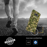 Yellow Camouflage Cover Case For Samsung Galaxy S8 Plus