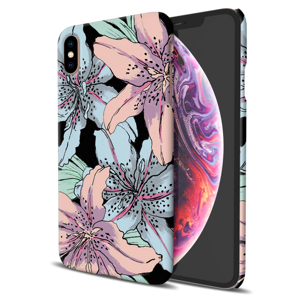 Lily Love Case Cover for iPhone XS Max