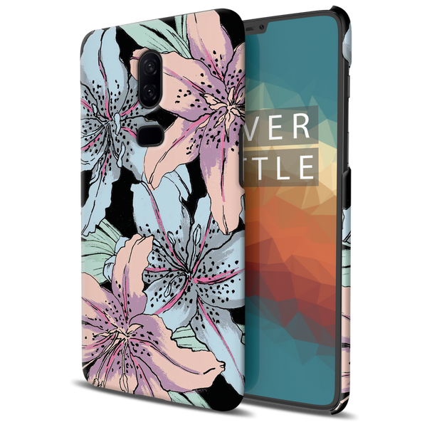 Lily Love Case Cover for OnePlus 6
