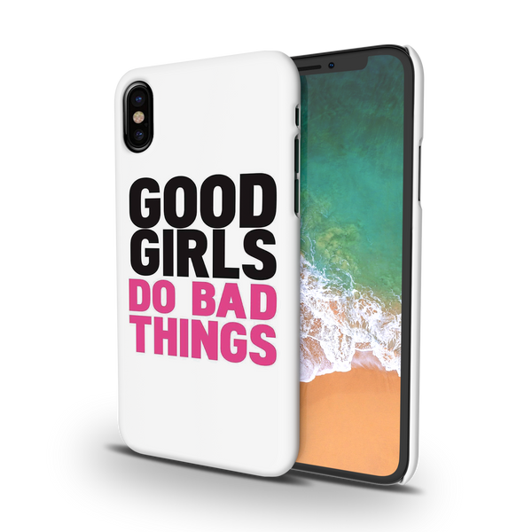 Good Girls Cover Case For iPhone X