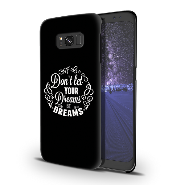 Dreams Cover Case For Samsung Galaxy S8