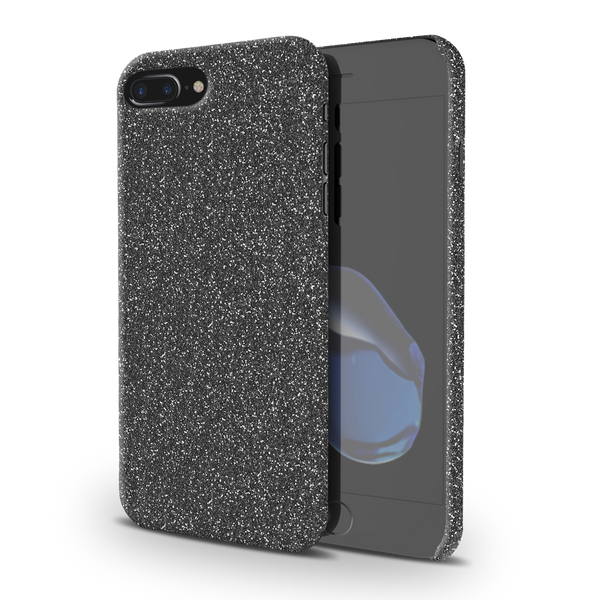 Grey Flakes Cover Case For iPhone 7/8 Plus