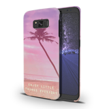 Little Beach Things Cover Case For Samsung Galaxy S8 Plus
