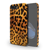 Fur Printed Cover Case For iPhone 7/8 Plus