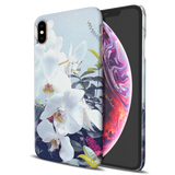 Florals and Sky Case Cover for iPhone XS Max