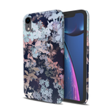 Night Flowers Case Cover for iPhone XR