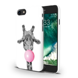 Bubble Giraffe  Cover Case For iPhone 7/8