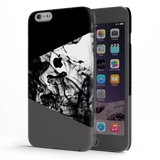 Grey Splash Cover Case For iPhone 6/6S Plus
