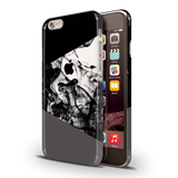 Grey Splash Cover Case For iPhone 6/6S
