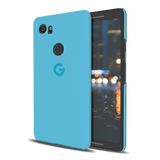 Sky Blue Cover Case For Google Pixel 2 XL
