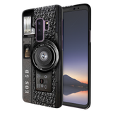 Vintage Camera Cover Case For Samsung Galaxy S9 Plus