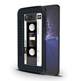 Acoustic Cassette Cover Case For Samsung Galaxy S8 Plus
