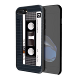 Acoustic Cassette Cover Case For iPhone 7/8 Plus