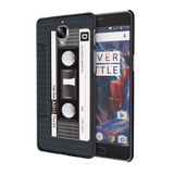 Acoustic Cassette Cover Case For OnePlus 3/3T