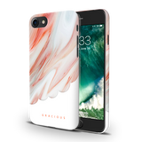 Gracious Marble Cover Case For iPhone 7/8
