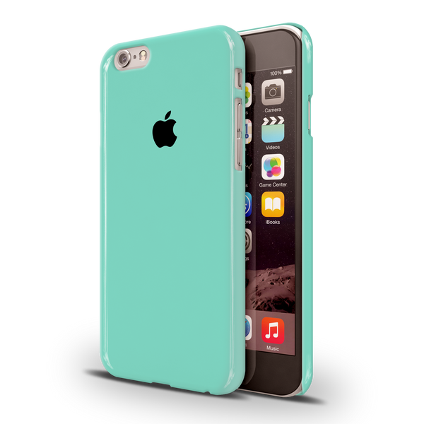 Turquoise Cover Case For iPhone 6/6S