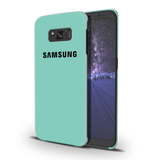 Turquoise Cover Case For Samsung Galaxy S8 Plus