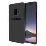 Grey Cover Case For Samsung Galaxy S9