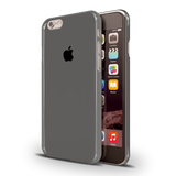 Grey Cover Case For iPhone 6/6S