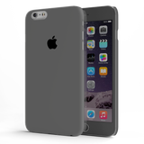 Grey Cover and Case For iPhone 6/6S Plus