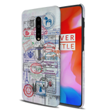 Stamp Cover Case for OnePlus 7 Pro