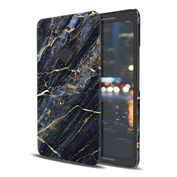 Blue Marble Case Cover for Google Pixel 2 XL
