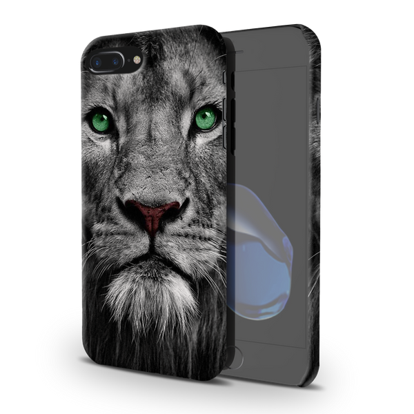 Lion Face Case Cover for iPhone 7/8 Plus