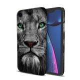 Lion Face Case Cover for iPhone XR